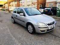 Vauxhall Corsa AUTOMATIC, 1.4 COMFORT 16V 3d AUTO LOW MILE 26000, LAST SERVICE DONE,