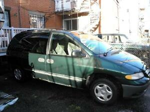 1999 Dodge Caravan base Fourgonnette, fourgon