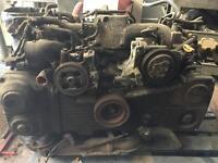 Subaru impreza engine EJ20