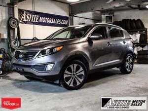 2013 Kia Sportage EX HEATED SEATS!