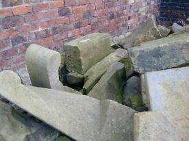 York Stone Pieces, Some Very Decorative