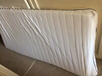 Children's mattress, good condition, with ikea cover