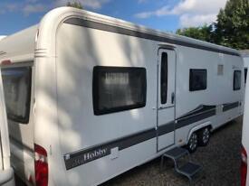 511925d763 Hobby 650 prestige caravan (2012) like premium model. Tabbert fendt