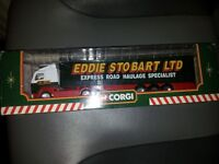 CORGI EDDIE STOBART LORRY BRAND NEW IN BOX
