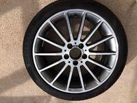 Mercedes A Class Alloy Wheel & Tyre
