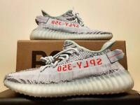 YEEZY BOOST 350 V2 BLUE TINT SIZE UK 7 SALE OR SWAP FOR ANOTHER YEEZY