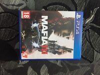 Mafia 3 - PS4 - Mint Condition