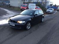 BMW 1 SERIES 2.0 120d SE 5dr- Full BMW Service History- Full Yr MOT- Same Family Owner from New