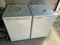 Bosch exxcel under counter fridge and freezer
