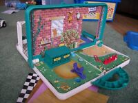 Animal Hospital playset and accessories
