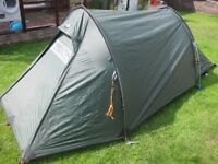 Vango Force 10 Serac- Camping Equipment.