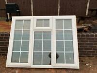 Double glazed window window 170cm