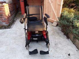 Invacare Pronto M61 Electric Wheel Chair