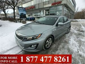 2014 Kia Optima Hybrid LX, Heated seats, Bk-Up Cam.Push button s