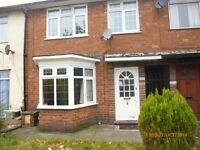 3 bed house to let bordesley green