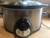 Slow cooker CrockPot