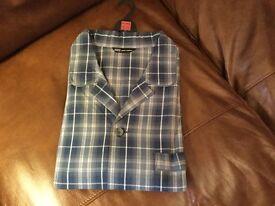 Men's Pyjamas- XXL M & S New