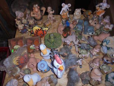Nr. 68 Dekoration Keramik Figuren Wiederverkäufer Trödler