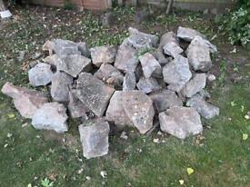 Rockery / Boulders / Stones