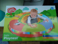 Chad Valley Baby doughnut playnest