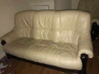 1 seater armchair and couch bundle