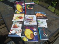 Slimming World Books, 9. Great condition, full of information for a healthy life style.