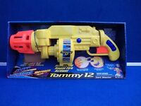 Tommy 12 Air Blaster Gun similar to Nerf