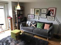 Festival Let through August,in comfortable Holyrood flat.