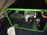 BRAND NEW FOR HALF PRICE Greengear 3kW Portable LPG Power Generator