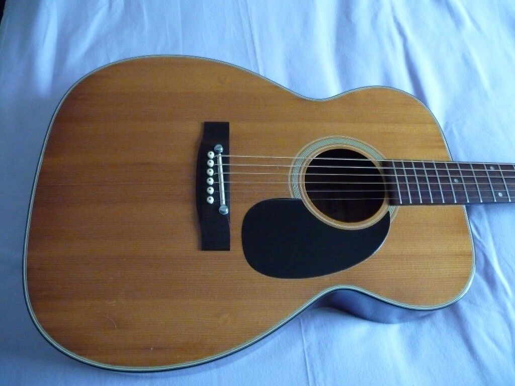 Acoustic guitar Vintage Gretsch Tokai factory