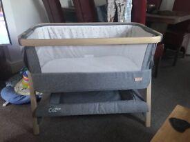 Tutti Bamibini Next To Me Crib Excellent Condition
