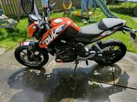 KTM Duke ABS 125cc