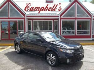 2013 Kia FORTE KOUP EX!! SUNROOF!! ALLOYS!! CRUISE!! PW PL PM!!