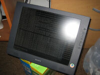 """SONY 15"""" LCD Colour Monitor"""