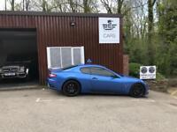 Maserati granturismo mc sport