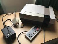 Original Nintendo console NES