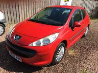 2006 PEUGEOT 207 S 1.4 MOT SEPTEMBER 2017, GREAT CONDITION!