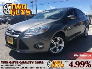 2013 Ford Focus SE | SUNROOF| | ALLOYS | HTD SEATS