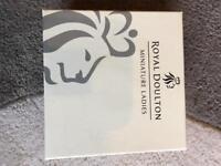 Royal Doulton Miniature Ladies Nicola Figurine