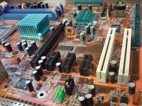 Abit GD8(-V) ATX motherboard bundle with Intel Pentium 4 630 3.00GHz LGA775 CPU