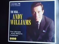 Andy Williams Triple CD - used once