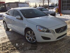 2013 Volvo S60 T6 AWD w/ pwr sunroof | Htd. Leather Seats