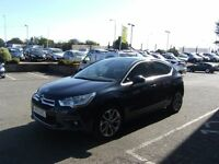 2011 61 CITROEN DS4 1.6 E-HDI DSTYLE AIRDREAM 5D AUTO 110 BHP **** GUARANTEED FINANCE ****