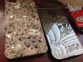 2 iPhone 5s cases for sale