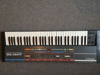 Roland Juno 106 Synthesiser £450