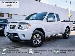 2012 Nissan Frontier PRO-4X King Cab 4x4 (m6) *ONE OWNER & ACCID