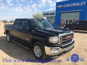 Brand New 2017 GMC 1500 Crew Cab 4WD SLE 5.3L V8 Heated Seats