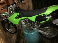 Kx 85 2009 Spares and repairs
