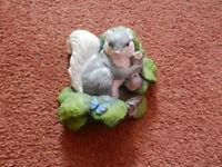 Squirrel Wall Ornament