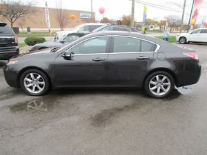 2013 Acura TL ACCIDENT FREE   ONE OWNER   LEATHER   BLUETOOTH Oakville / Halton Region Toronto (GTA) image 9